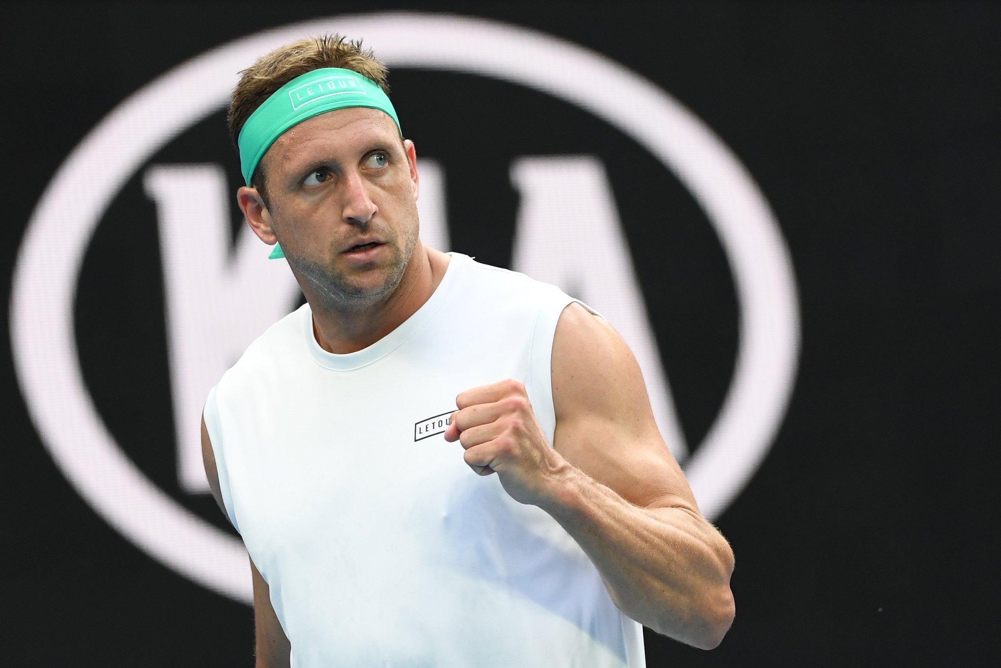 Тенис Сандгрен (САЩ) се класира за втори път на четвъртфиналите