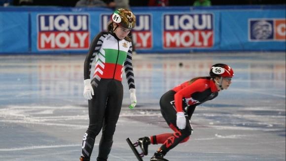 """Женската щафета на България получи наказание на финал """"Б"""" на"""