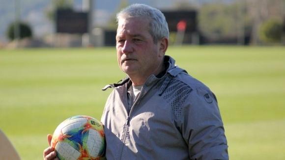 Старши треньорът на Ботев (Пловдив) Ферарио Спасов даде обширно интервю