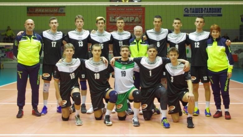 Тимът наБерое 2016 (Стара Загора), който се цели в промоция