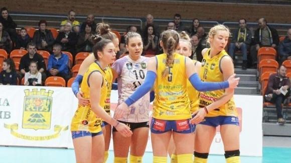 Отборът на Марица (Пловдив) започна втория дял от редовния сезон