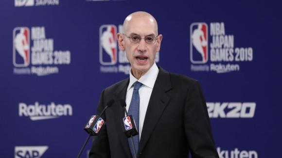 Комисарят на НБА Адам Силвър излезе с официално съобщение след