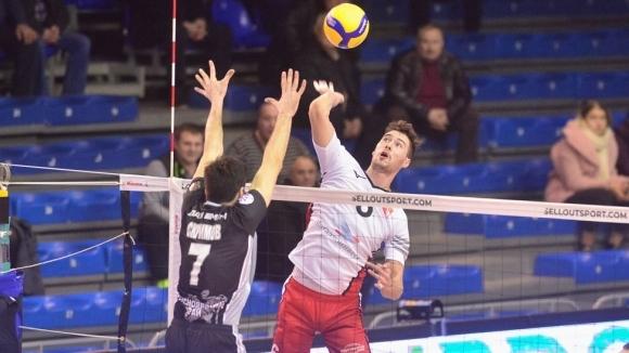 Националът Розалин Пенчев и неговият Белогорие (Белгород) записаха 6-а победа