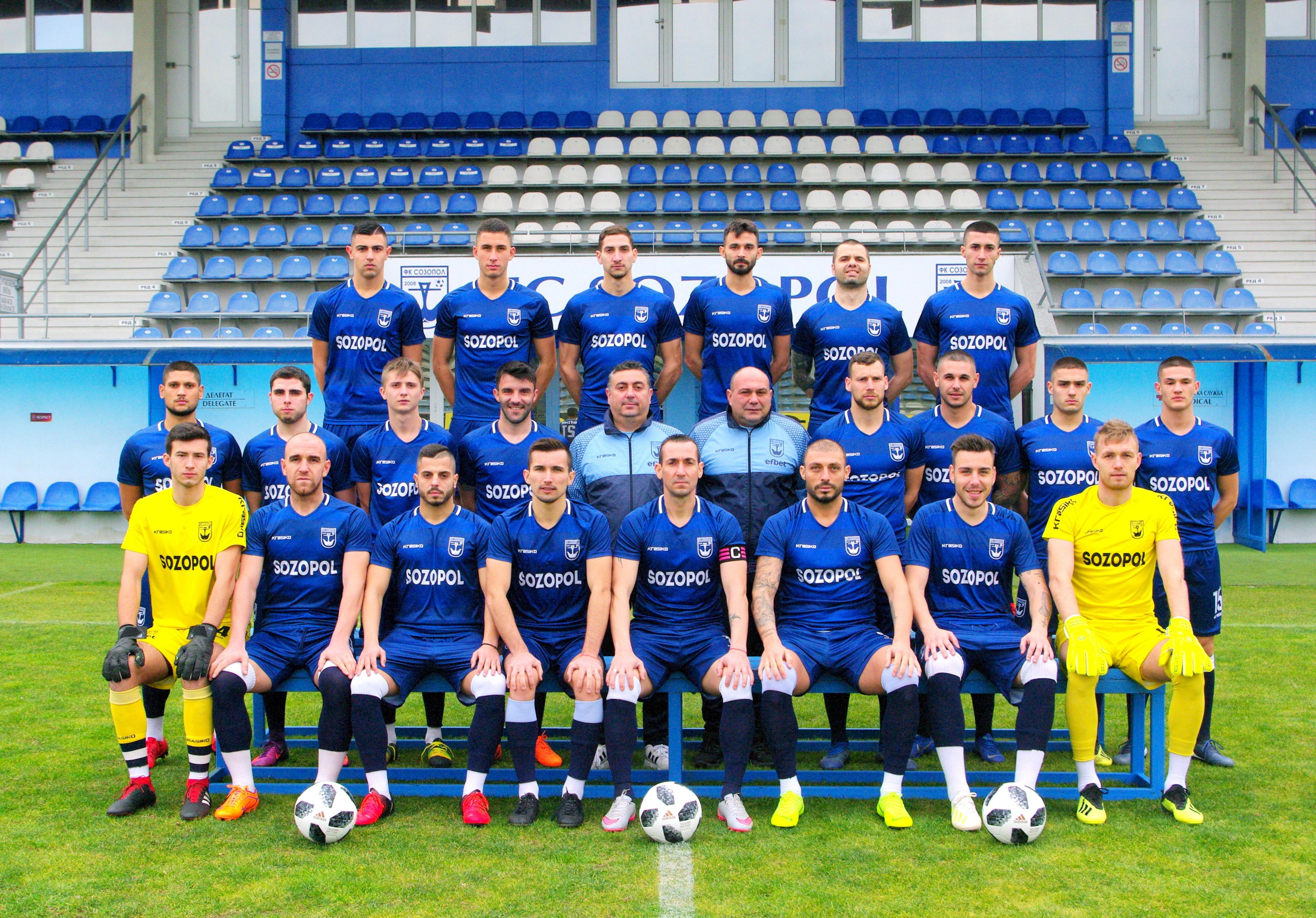 Отборът на Созопол ще изиграе през седмицата поредните си две