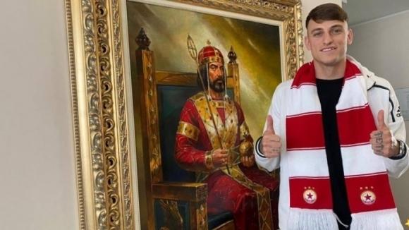 Новото попълнение на ЦСКА-София Стефано Белтраме ще получава огромна заплата
