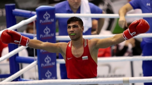 Най-добрият национал по бокс Даниел Асенов - Тайсъна ще стане