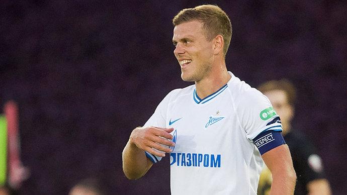 Бившият руски национал Александър Кокорин ще играе във втория отбор