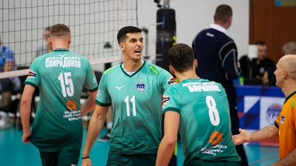 Националът Светослав Гоцев изигра страхотен мач при загубата като гост