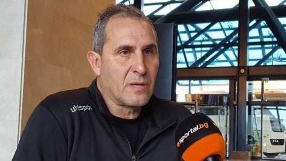 Наставникът на Берое Димитър Димитров - Херо даде специално интервю