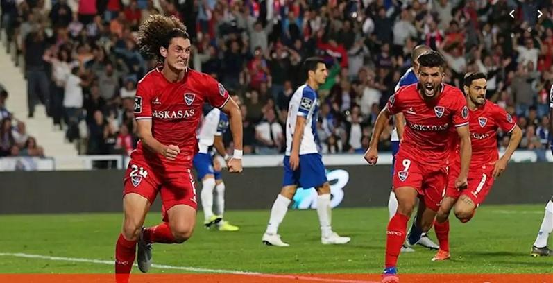 Българският национал Божидар Краев игра 80 минути при загубата на