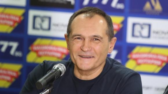 Собственикът на Левски Васил Божков е напуснал страната и ще
