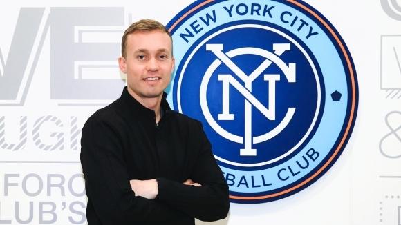 Исландският полузащитник Гудмундур Тораринсон се присъедини към американския клуб Ню