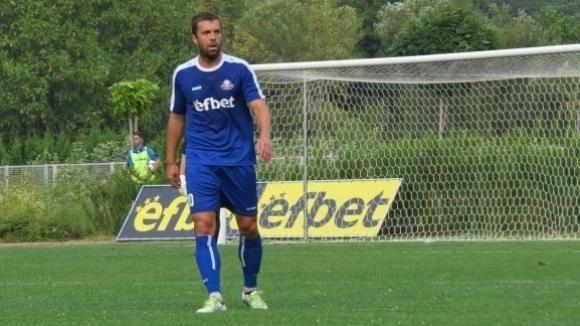 Мирослав Антонов-Чилика вкарва първия гол и асистира за втория при