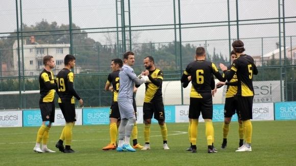 Отборът на Ботев (Пловдив) подновява тренировки след прибирането си от