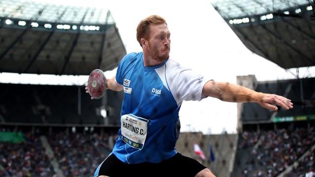 Олимпийският шампион в мятането на диск от Рио де Жанейро