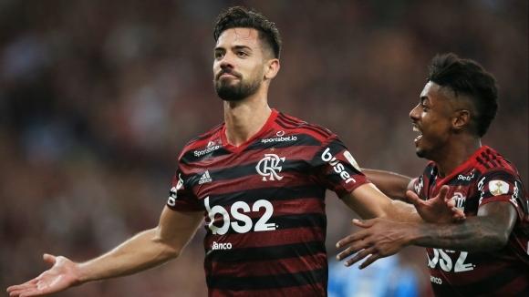 Лондонският Арсенал успя да договори с Фламенго за покупката за