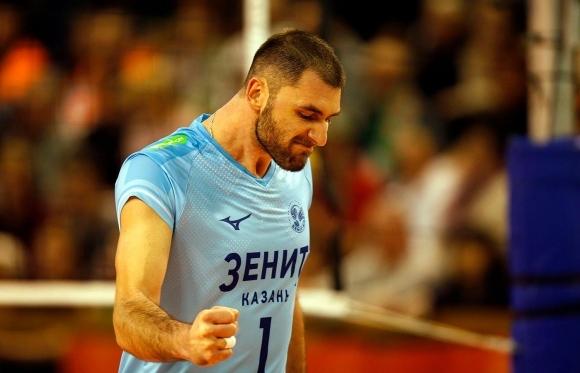 Волейболният национал Цветан Соколов изглежда сигурно, че няма да остане