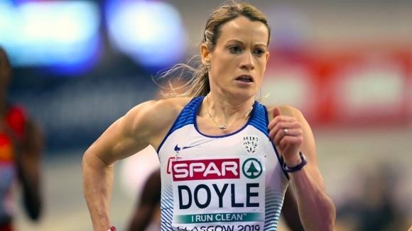Олимпийската бронзова медалистка Ейлид Дойл обяви в профила си в