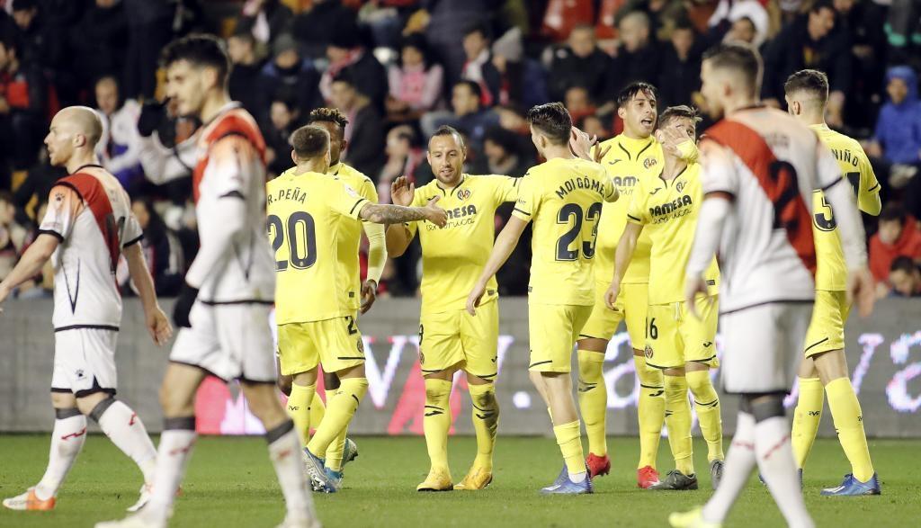 Отборът на Виляреал се класира за 1/4-финалите за Купата на