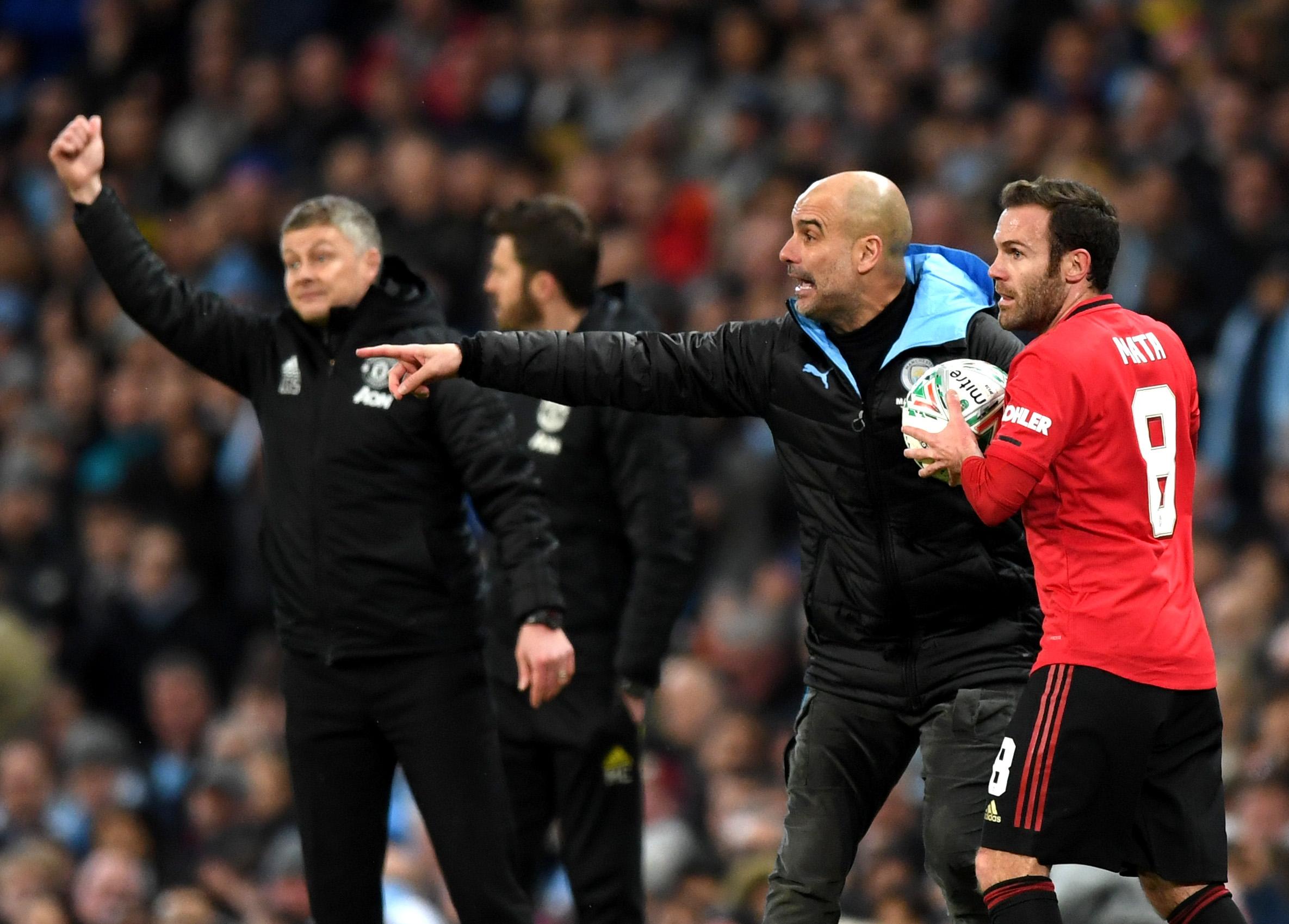 Мениджърът на Манчестър Сити Джосеп Гуардиола недоумяваше как тимът му