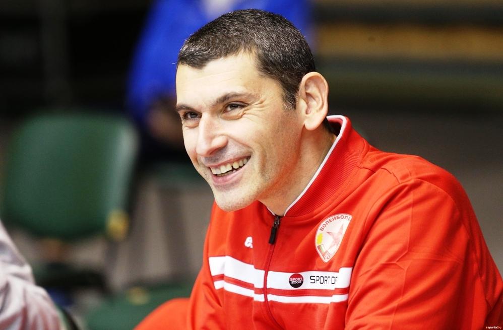 Треньорът на волейболният ЦСКА Александър Попов сподели след победата с
