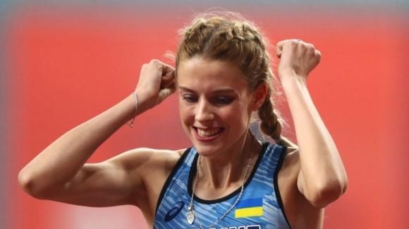 Украинката Ярослава Магучих подобри собствения си световен рекорд за девойки