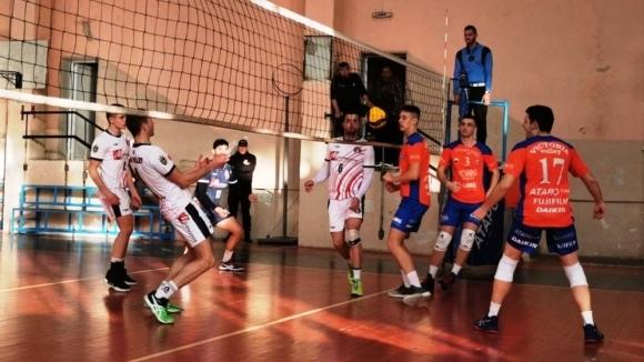 Отборът Виктория Волей (Пловдив) записа втора поредна загуба след подновяването