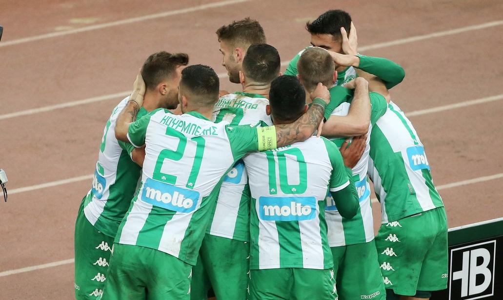 Панатинайкос изигра много силен мач в дербито срещу ПАОК от
