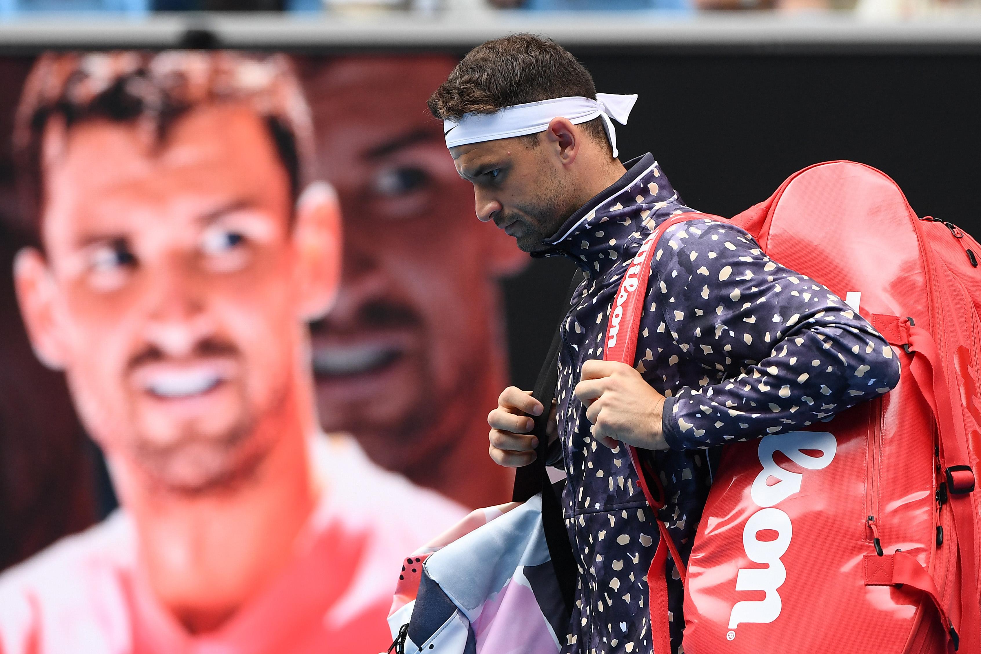 Григор Димитров загуби три места в обновената световна ранглиста на
