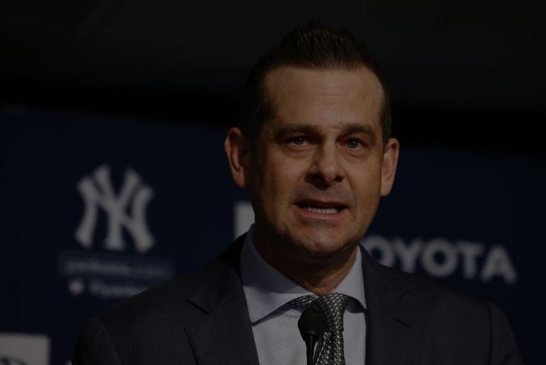 Аарън Буун, мениджър на американския бейзболен отбор Ню Йорк Янкийс,