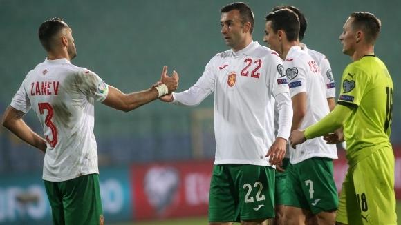 Билетите за приятелския мач между България и Беларус на 26