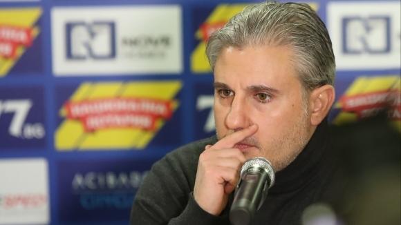 Изпълнителният директор на Левски Павел Колев заяви пред bTV, че