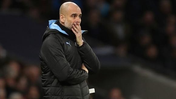 Футболистите на Манчестър Сити са имали претенции към Пеп Гуардиола