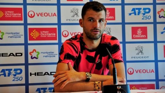 Единственият българин в тенис елита Григор Димитров ще се изправи