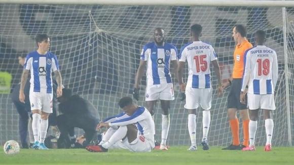 Порто завърши 1:1 при гостуването си на втородивизионния Академика Визеу