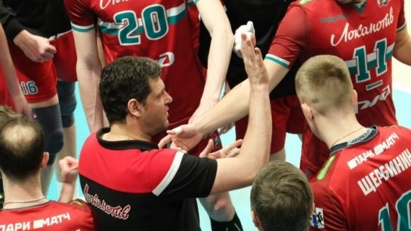 Бившият селекционер на националния отбор на България Пламен Константинов е