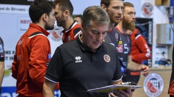 Бившият селекционер на националния отбор на България за мъже Силвано