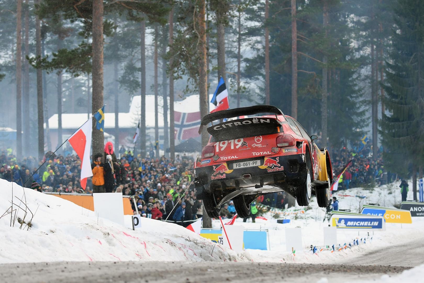 Шведският кръг от световния рали шампионат WRC ще бъде проведен