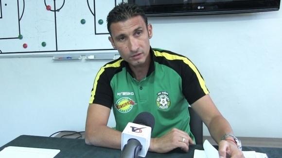 Главният мениджър и старши треньор на футболния Добруджа (Добрич) стана