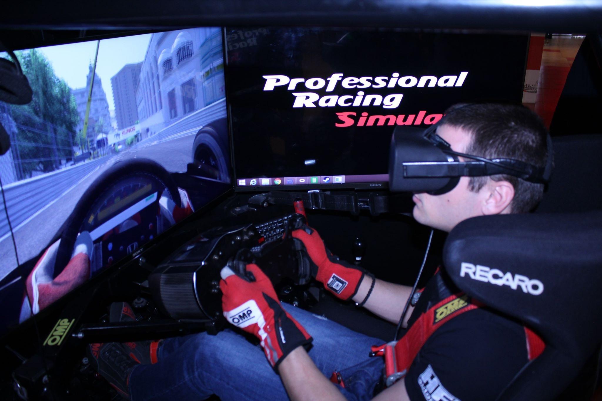 Професионални състезатели и любители на мотор спорта и компютърните симулации,