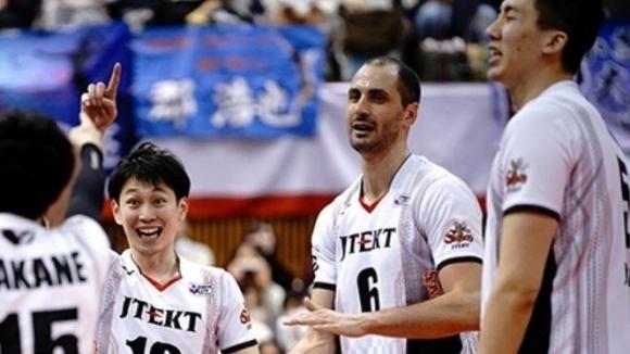 Българският волейболист Матей Казийски е много близо до завръщане в