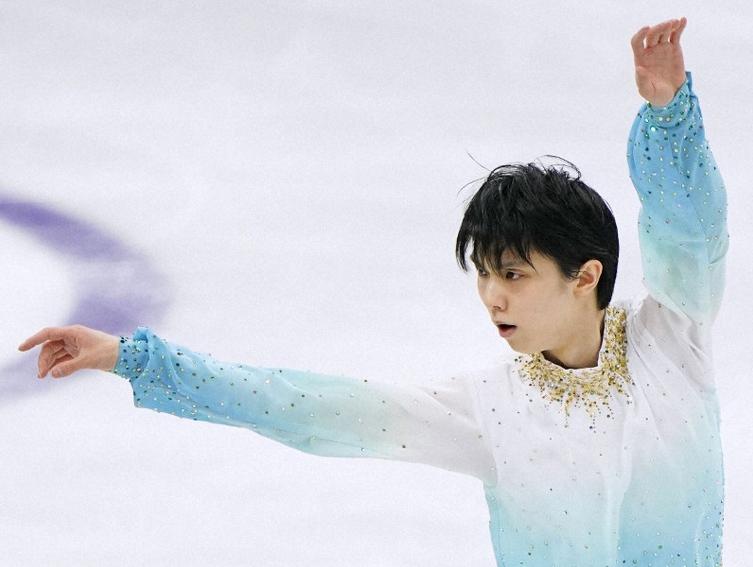Двукратният олимпийски и световен шампион Юдзуру Ханю (Япония) спечели кратката