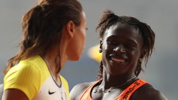 Една от надеждите на Нигер за медал на 400 метра