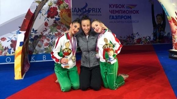 Българките Ева Брезалиева и Стилияна Николова спечелиха четири сребърни и