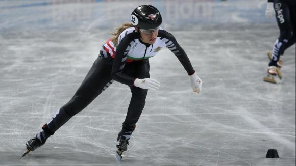 Българката Катрин Маноилова зае 27-о място в крайното класиране на