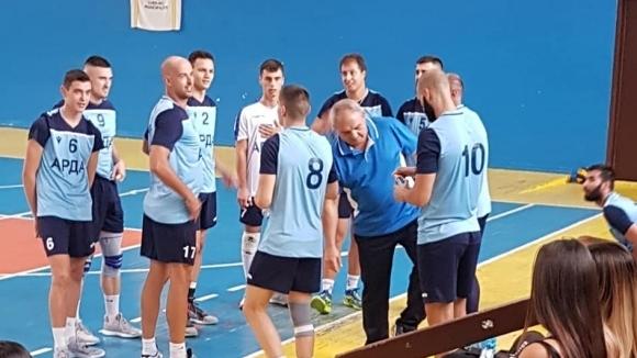 Волейболистите на Арда (Кърджали) записаха втора поредна и общо 3-а