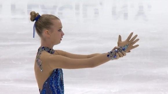Александра Фейгин от клуб