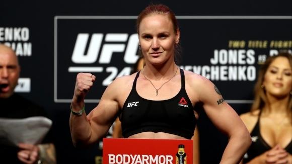 Валентина Шевченко продължи изключителното си представяне в UFC с поредна