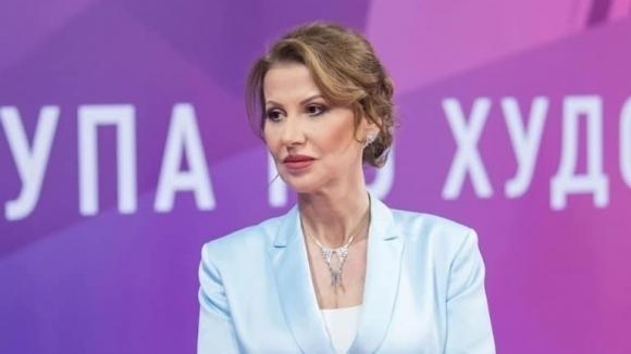 Президентът на Българската федерация по художествена гимнастика Илиана Раева направи