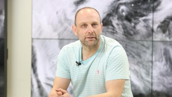Наставникът на Левски Лукойл Константин Папазов коментира ситуацията в Левски